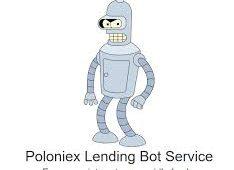 Poloniex Lending Bot