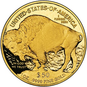 American Buffalo - Gold Coin